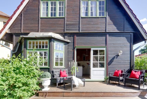 Knusper-Ferienhaus für 4-6 Personen