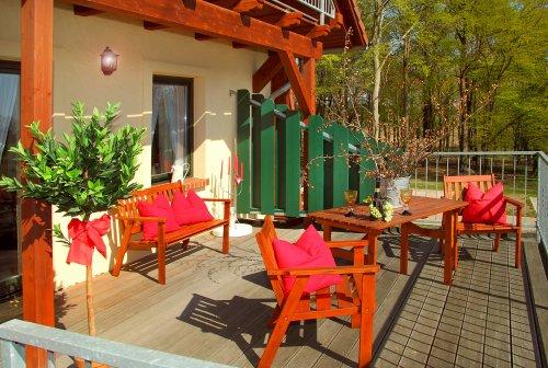 Appartment mit Dachterrasse  für 2-3 Personen